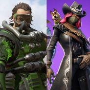 Apex Legends VS Fortnite : un énorme chèque pour attirer Ninja