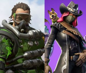 Apex Legends VS Fortnite : quand EA débourse 1 million de dollars pour battre son concurrent.