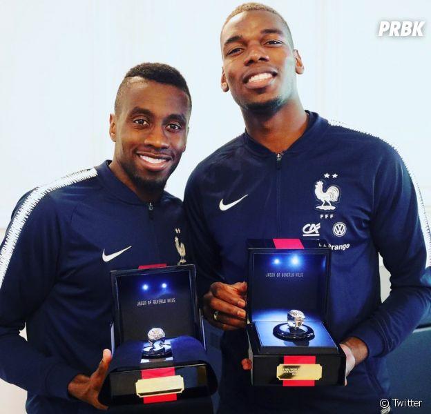 Les Bleus ont eu leur bague de Champions du monde !