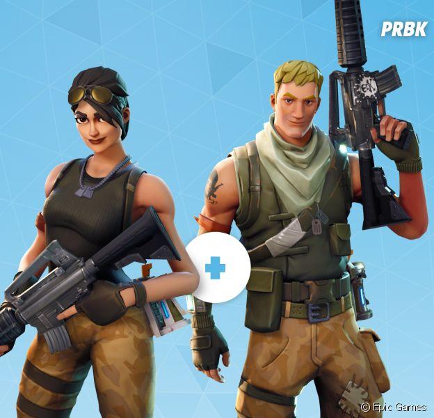 Fortnite a atteint plus de 250 millions de joueurs !