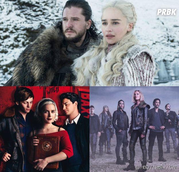 Game of Thrones saison 8, Sabrina saison 2... :  10 séries à ne pas manquer en avril 2019