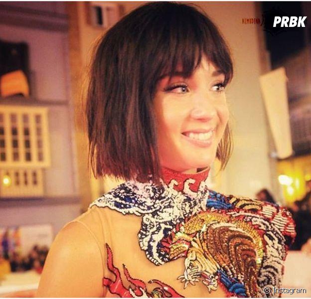 Maria Pedraza (Elite) change de look et adopte le carré