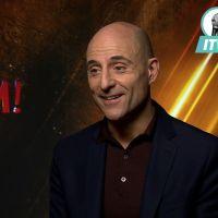 """Mark Strong (Shazam) : """"Les films de super-héros ? Ça peut être très difficile comme job"""" (ITW)"""