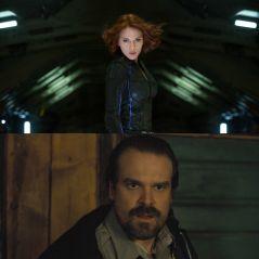 Black Widow : Hopper de Stranger Things au casting du film solo avec Scarlett Johansson ?