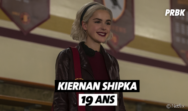 Les Nouvelles aventures de Sabrina : Kiernan Shipka (Sabrina) a 19 ans