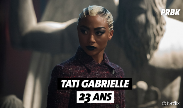 Les Nouvelles aventures de Sabrina : Tati Gabrielle (Prudence) a 23 ans