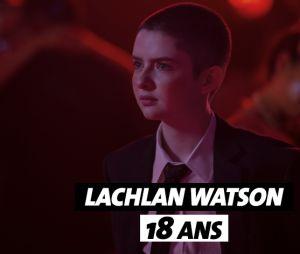 Les Nouvelles aventures de Sabrina : Lachlan Watson (Theo) a 18 ans