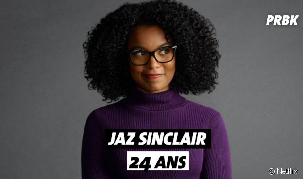 Les Nouvelles aventures de Sabrina : Jaz Sinclair (Roz) a 24 ans