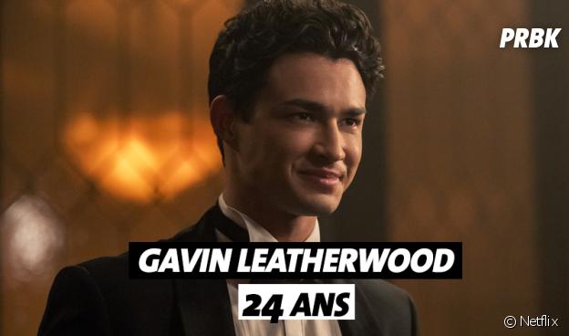 Les Nouvelles aventures de Sabrina : Gavin Leatherwood (Nick) a 24 ans