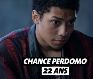 Les Nouvelles aventures de Sabrina : Chance Perdomo (Ambrose) a 22 ans