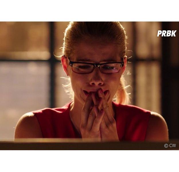 Arrow saison 7 : Emily Bett Rickards s'en va, les acteurs en larmes sur le tournage