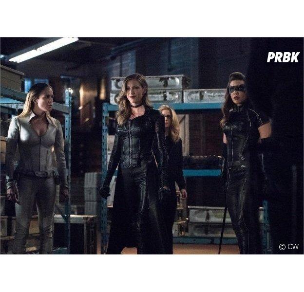 Arrow saison 7 : avant Felicity, une héroïne quitte Star City. Départ définitif ?