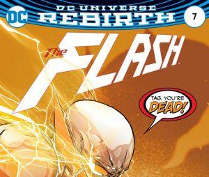 The Flash saison 5 : Godspeed, un nouveau super-vilain se dévoile