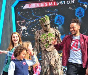 """Disneyland Paris : pendant """"La Saison des Super Héros Marvel"""", découvrez le spectacle """"Danse avec les Gardiens de la Galaxie"""""""