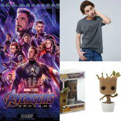 Avengers : Endgame : Transformez-vous en super-héros grâce aux vêtements et aux goodies