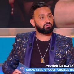 Cyril Hanouna s'explique après la séquence polémique avec Charlize Theron