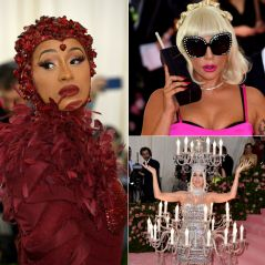 Cardi B, Lady Gaga, Katy Perry, Ezra Miller... votez pour la tenue la plus WTF du Met Gala 2019