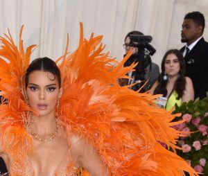 Kendall Jenner sur le red carpet du Met Gala 2019