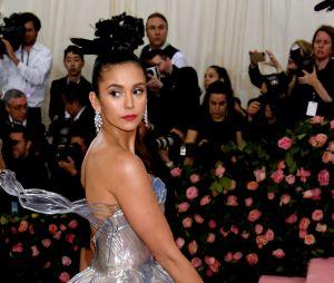 Nina Dobrev sur le red carpet du Met Gala 2019