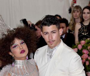 Priyanka Chopra et Nick Jonas sur le red carpet du Met Gala 2019