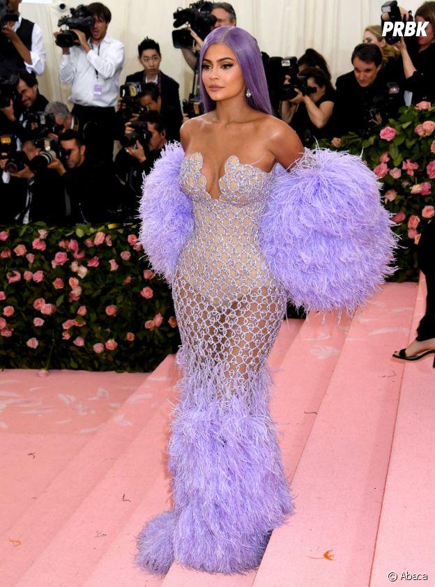 Kylie Jenner sur le red carpet du Met Gala 2019