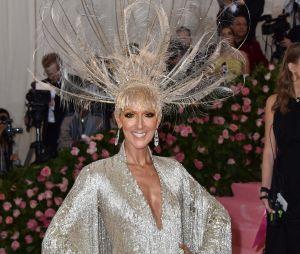 Céline Dion sur le red carpet du Met Gala 2019