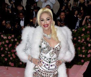 Gwen Stefani sur le red carpet du Met Gala 2019