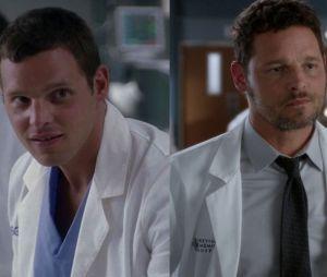 Grey's Anatomy : Justin Chambers (Alex) dans son premier épisode VS dans la saison 15