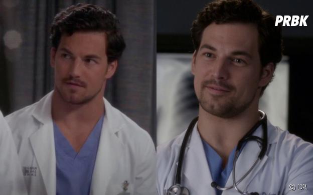 Grey's Anatomy : Giacomo Gianniotti (Andrew) dans son premier épisode VS dans la saison 15