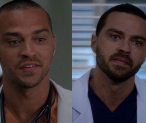 Grey's Anatomy : Jesse Williams (Jackson) dans son premier épisode VS dans la saison 15