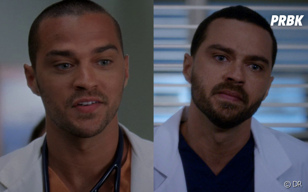 Grey's Anatomy : Jesse Williams (Jackson) dans son premier épisode VS dans la saison 15