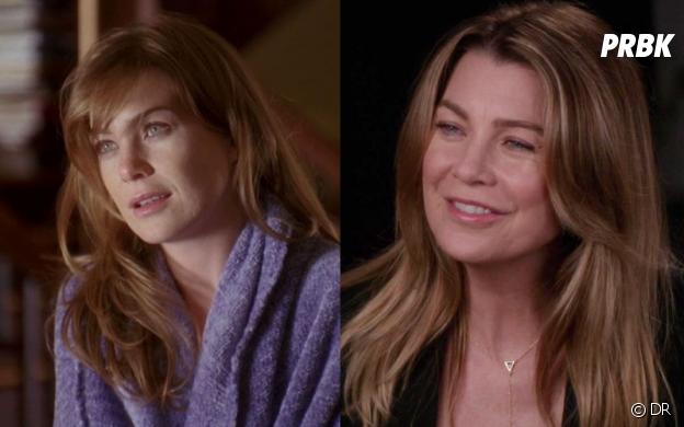 Grey's Anatomy : Ellen Pompeo (Meredith) dans son premier épisode VS dans la saison 15