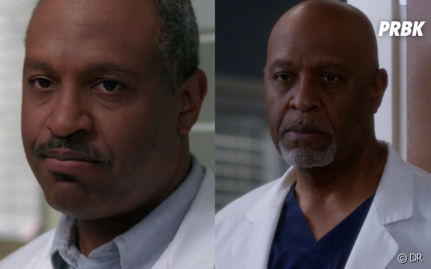 Grey's Anatomy : James Pickes Jr (Richard) dans son premier épisode VS dans la saison 15