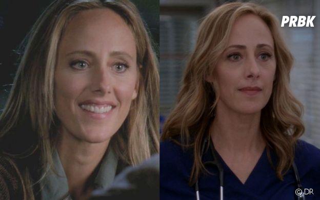 Grey's Anatomy : Kim Raver (Teddy) dans son premier épisode VS dans la saison 15