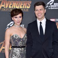 Scarlett Johansson fiancée à son petit ami Colin Jost 💍