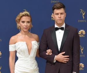Scarlett Johansson et Colin Jost fiancés