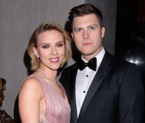 Scarlett Johansson : bientôt le mariage avec Colin Jost