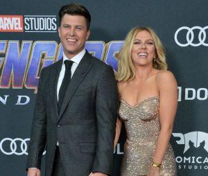 Scarlett Johansson fiancée à Colin Jost : la date de mariage pas encore fixée