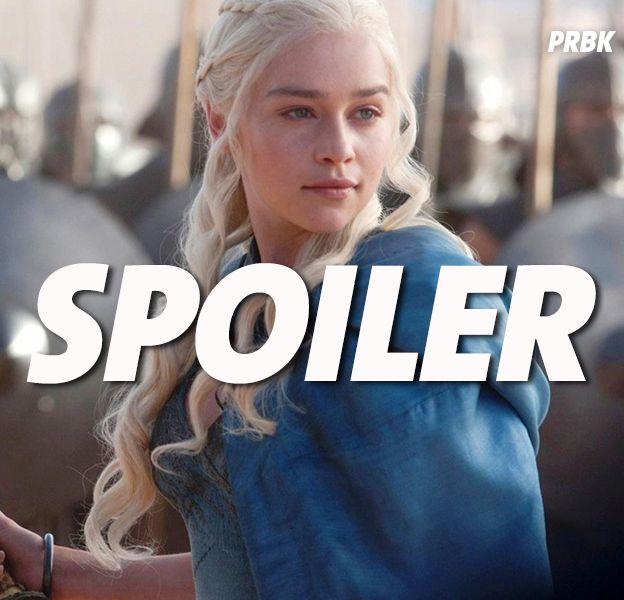 Game of Thrones saison 8 : Emilia Clarke reste du côté de Daenerys
