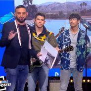 Jonas Brothers absent de Quotidien mais présent dans TPMP : que s'est-il passé ?