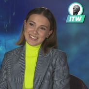"""Millie Bobby Brown : """"on ne peut pas dire non à Godzilla, sinon il te tue"""" (Interview)"""