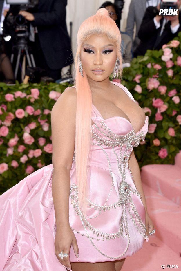 Découvrez le premier job de Nicki Minaj avant de devenir célèbre