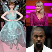 Taylor Swift, Kanye West, Madelaine Petsch... Les premiers jobs des stars avant d'être célèbres