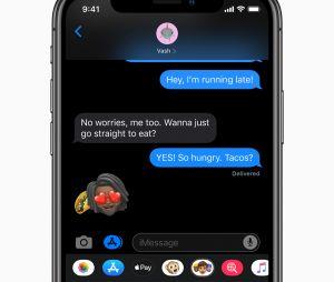 Apple dévoile iOS 13 et son mode sombre