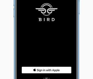 Apple lance Sign In with Apple sur iOS 13