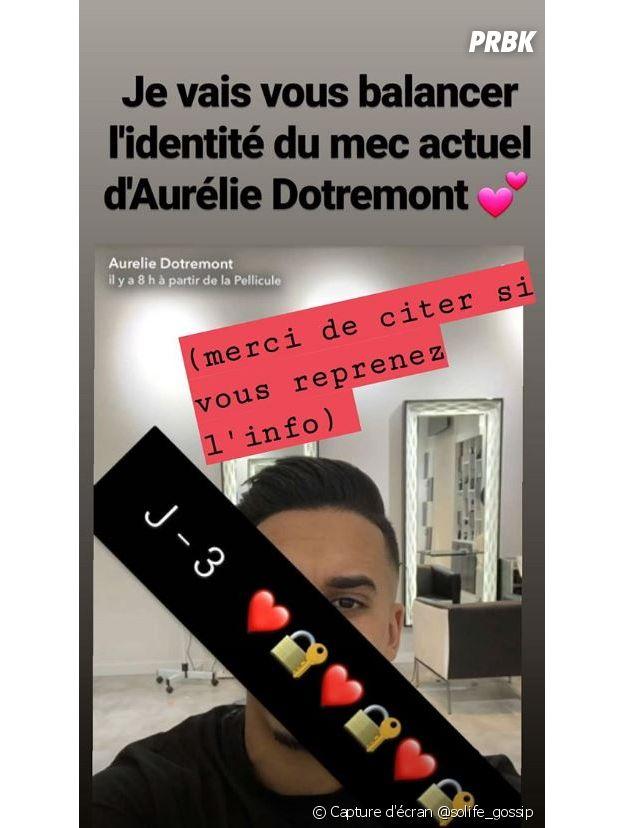 Aurélie Dotremont en couple avec un footballeur ? Elle sortirait avec Yassine El Ghanassy