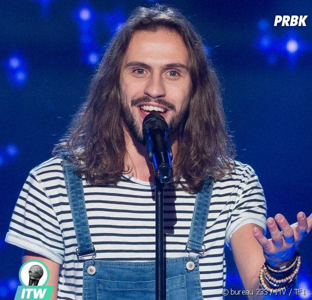 """Clément (The Voice) en finale : """"C'est juste la meilleure revanche possible"""" (Interview)"""