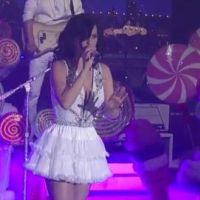 Katy Perry ... Regardez-la en live chanter son prochain tube, Fireworks