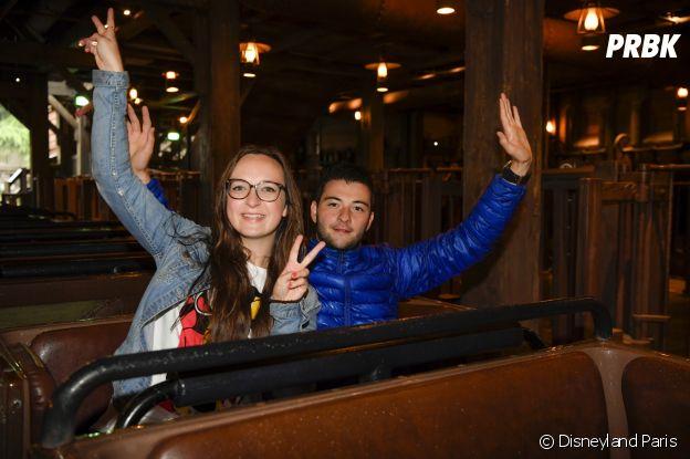 """Disneyland Paris : les gagnants du jeu concours """"A Night in the Jungle"""" ont pu dormir dans le parc d'attractions."""