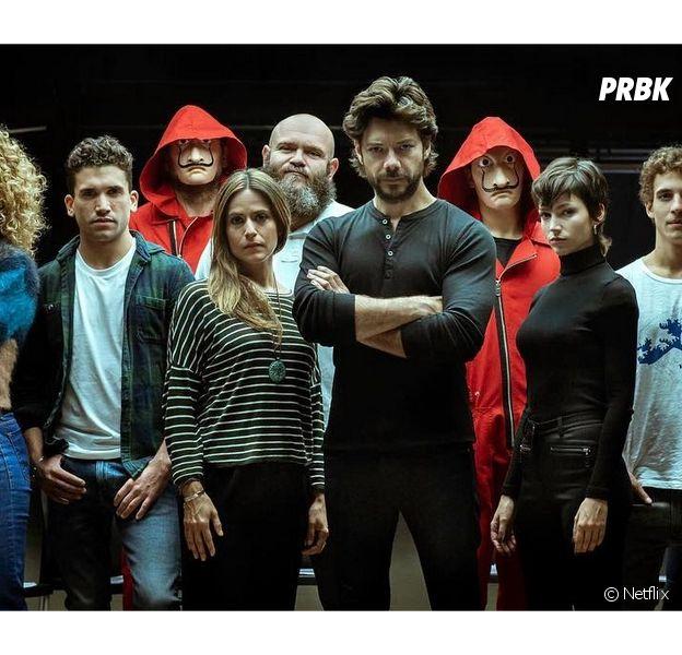 La Casa de Papel : une saison 4 confirmée par Netflix !